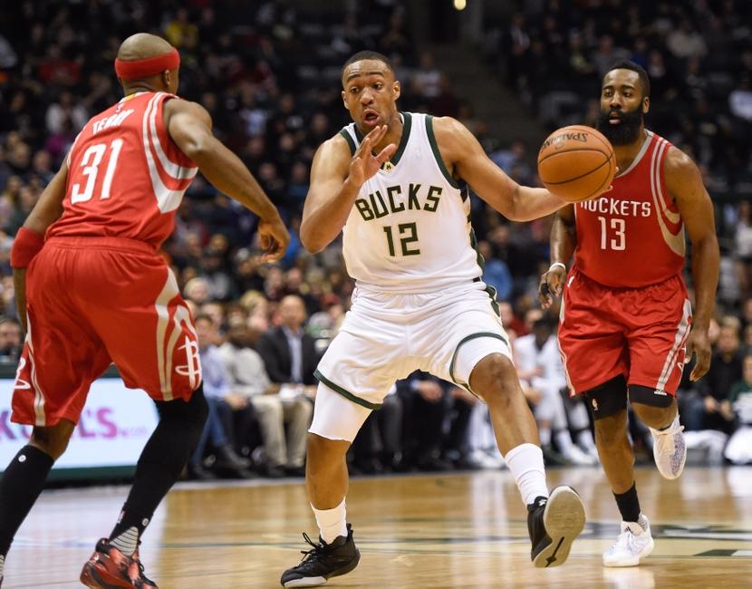 Feb 29 2016 Milwaukee WI USA Milwaukee Bucks forward Jabari Parker ... Jabari Parker Shooting