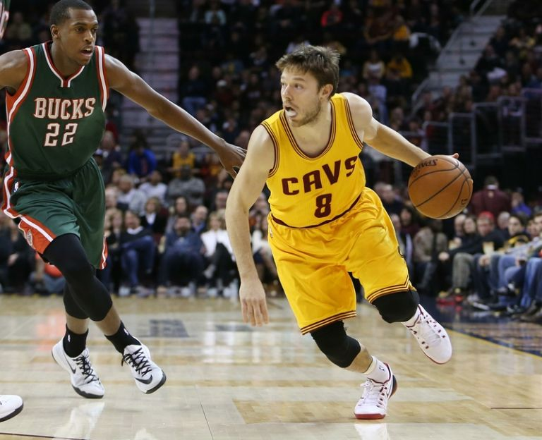 Image result for matthew dellavedova milwaukee bucks