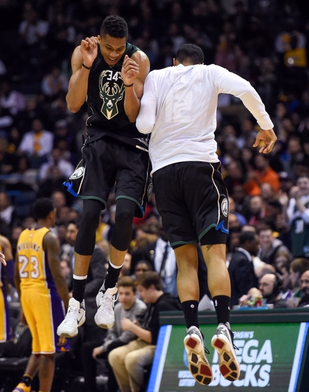 Milwaukee Bucks: A Deeper Look At Point Giannis Jabari Parker Lakers