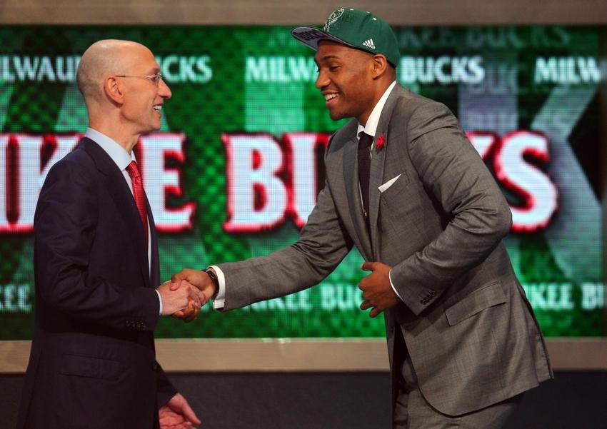 Milwaukee Bucks: NBA Draft Lottery Permutations Jabari Parker Nba Draft