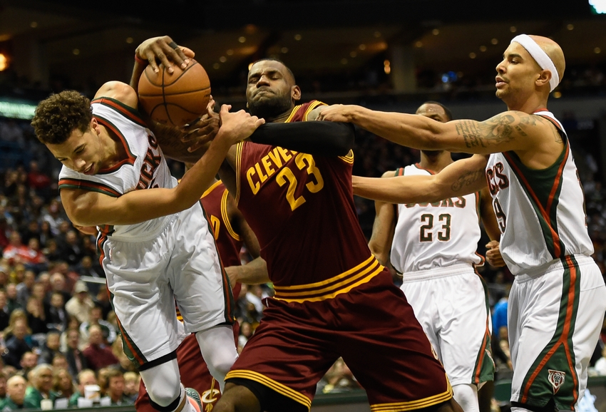 b5b2c331c5c9 Milwaukee Bucks Grades and Reactions to 108-90 Loss to Cleveland Cavaliers