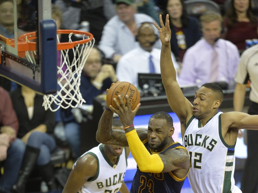 Milwaukee Bucks Grades From 113-104 Loss to Cavaliers Jabari Parker Lebron James
