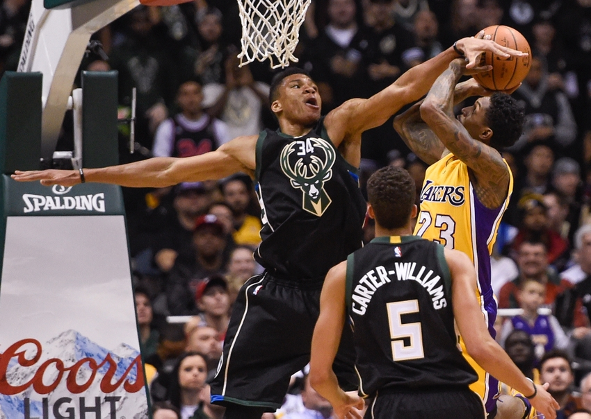 Image result for giannis antetokounmpo defense