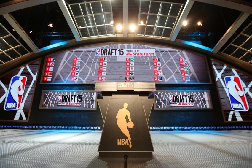 NBA Mock Draft  Looking At The Top Five Picks 73cd40c39ab2