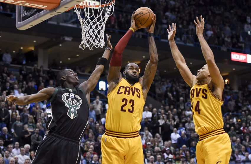 c05648146fad Milwaukee Bucks  Takeaways From Loss To Cleveland Cavaliers
