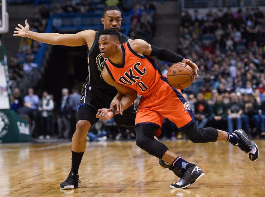 Image result for images of NBA  Oklahoma City Thunder vs Bucks