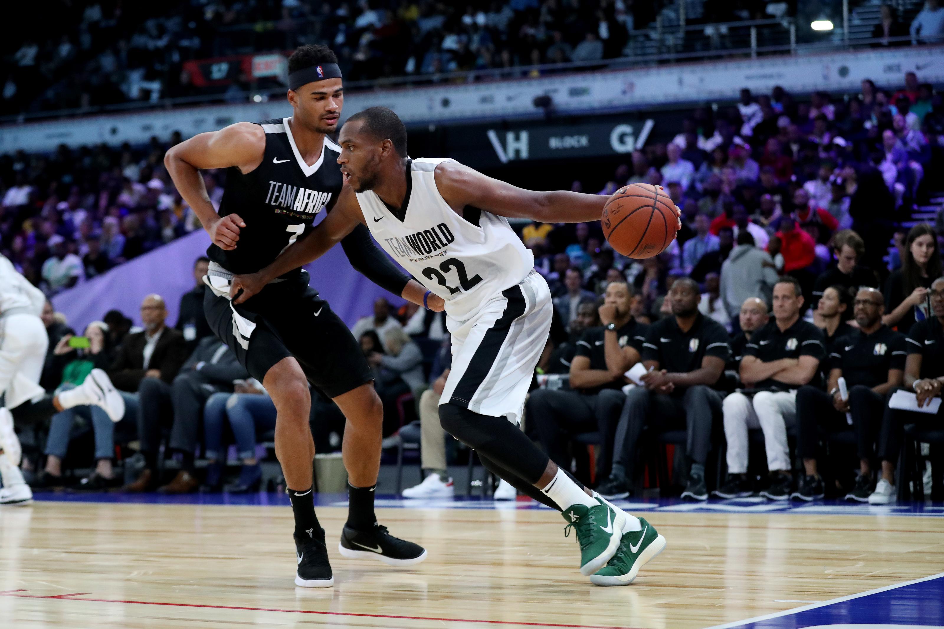 Milwaukee Bucks: Khris Middleton's ...