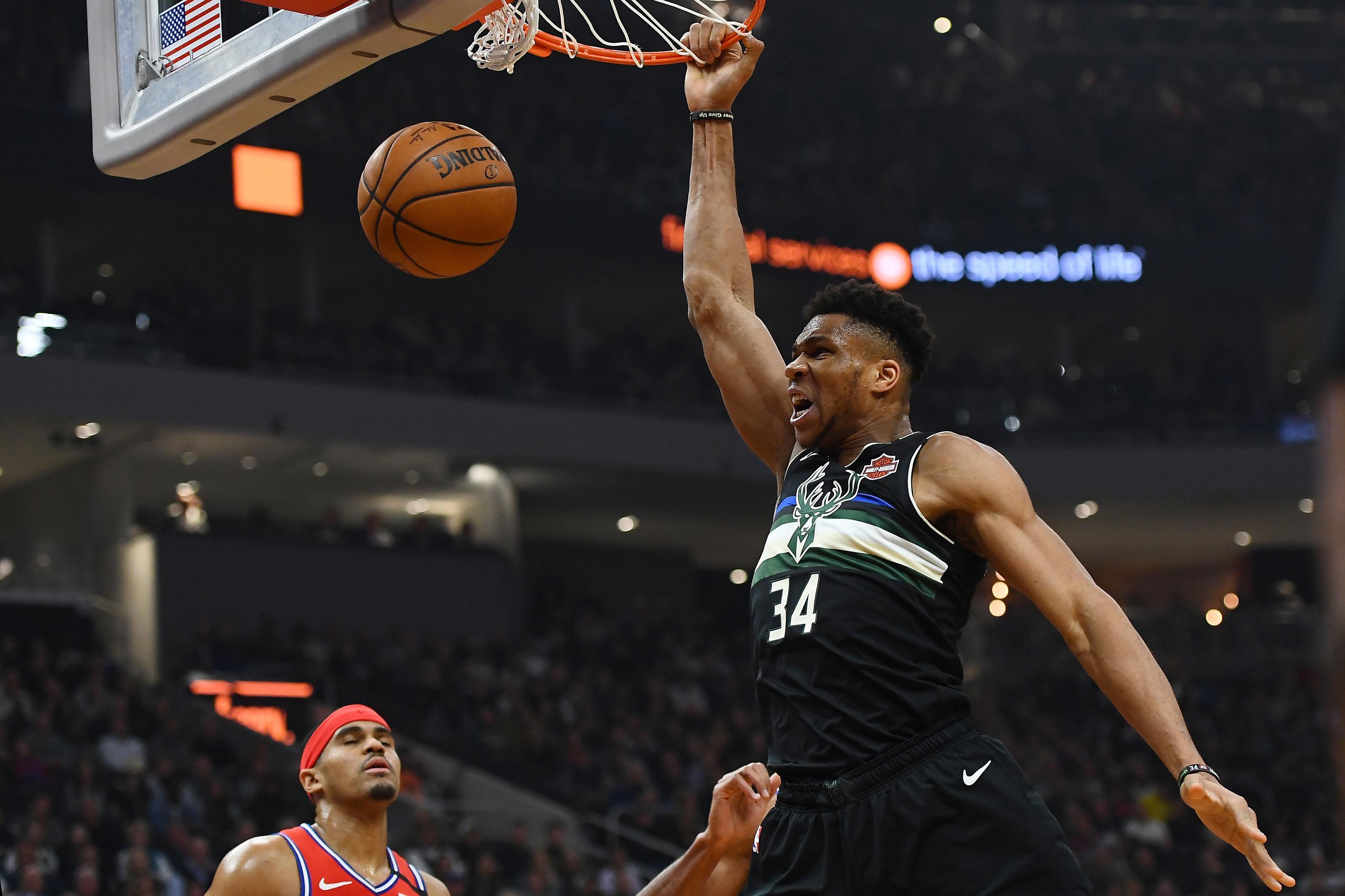 Milwaukee Bucks: 3 things to watch for in showdown vs. Philadelphia 76ers