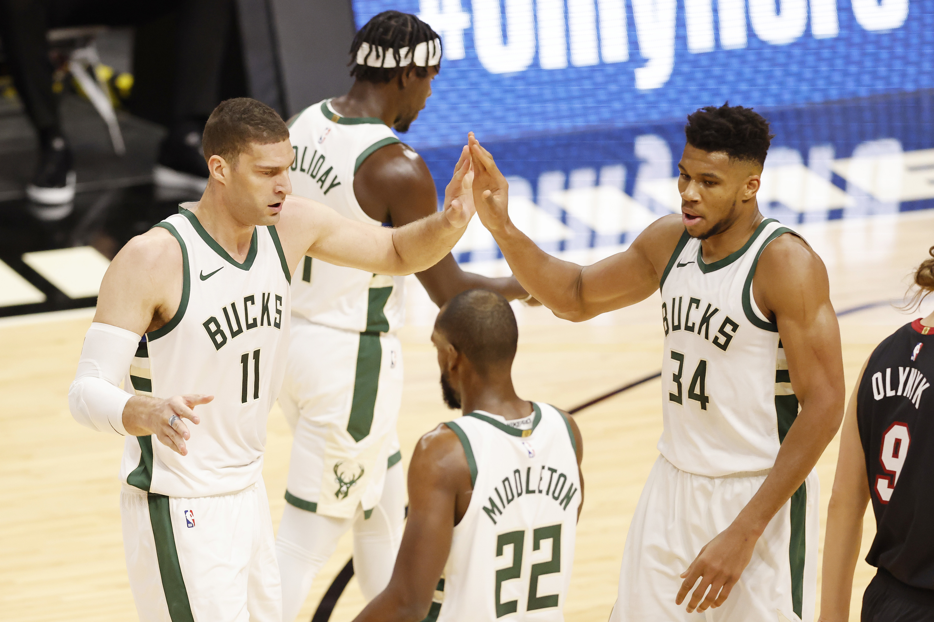 Milwaukee Bucks: 3 takeaways from 144-97 win over Miami Heat