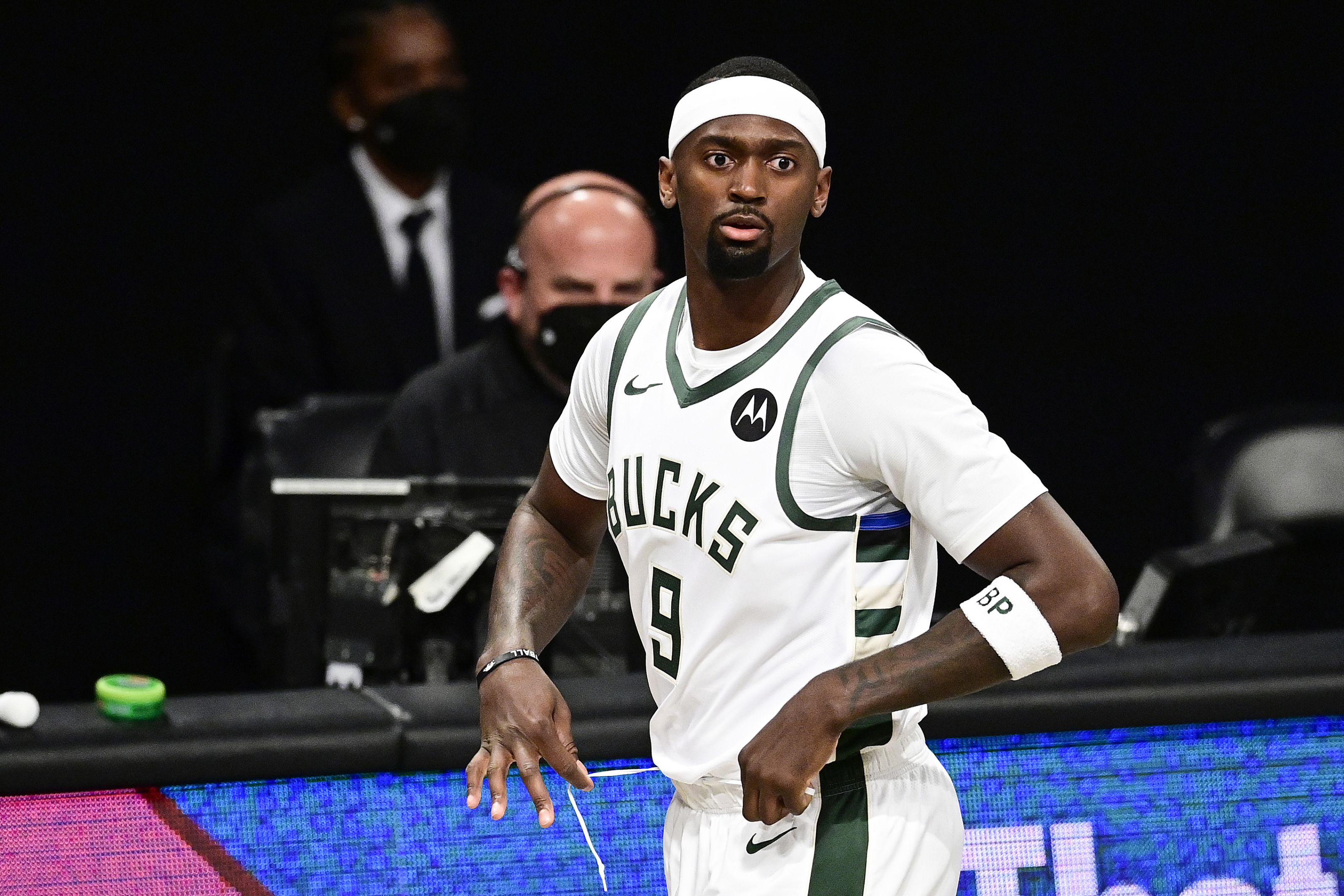 Milwaukee Bucks: Has Bobby Portis been booted from the playoff rotation?