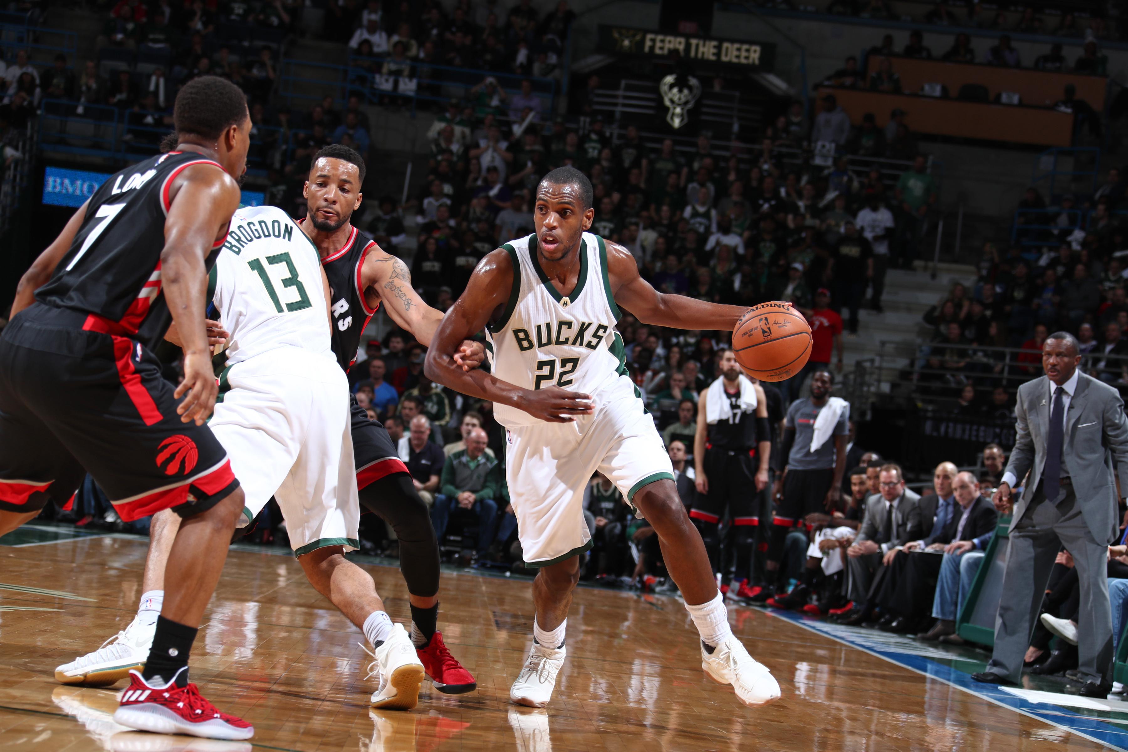 Milwaukee Bucks: Trying to figure out the Bucks rotation - Page 4 Jabari Parker Shooting Form