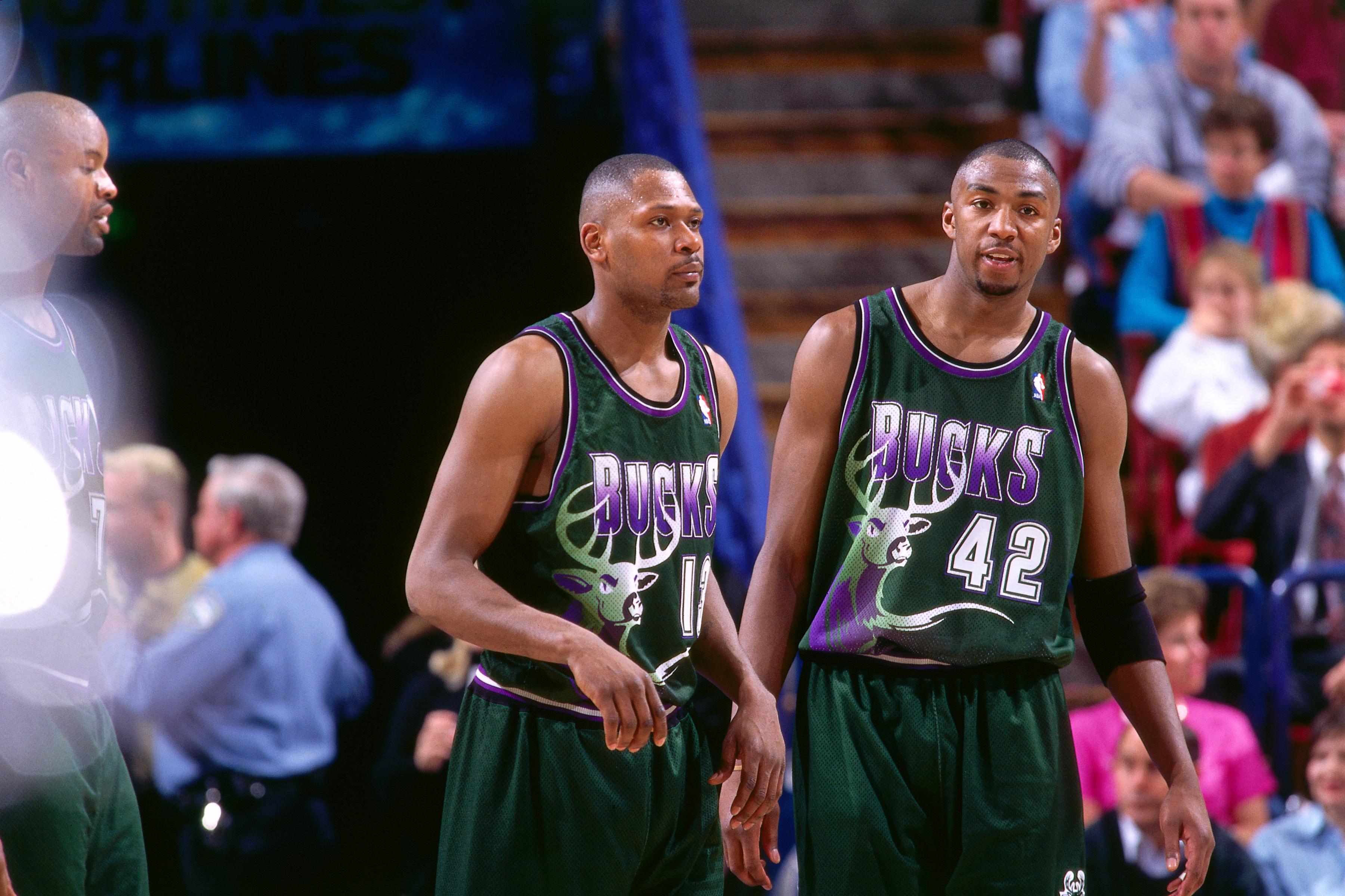 Milwaukee Bucks 49 Years In 49 Days 1995 96 Season