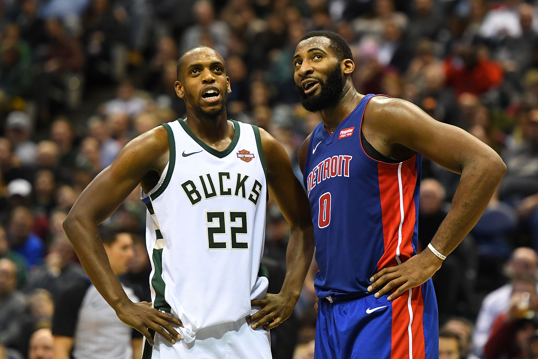 Detroit Pistons at Milwaukee Bucks live chat