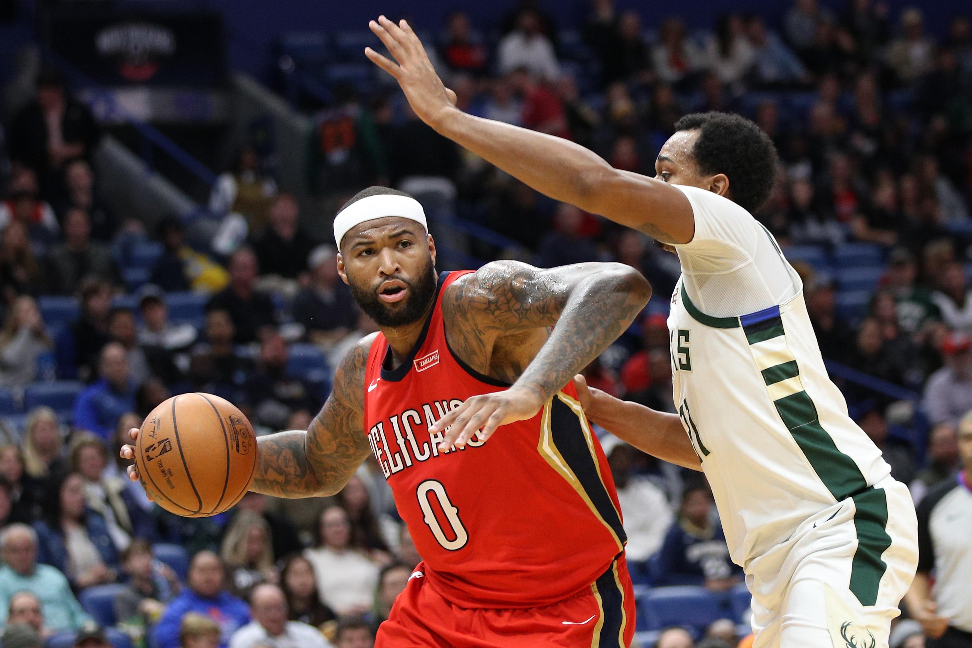 Pelicans 115, Bucks 108