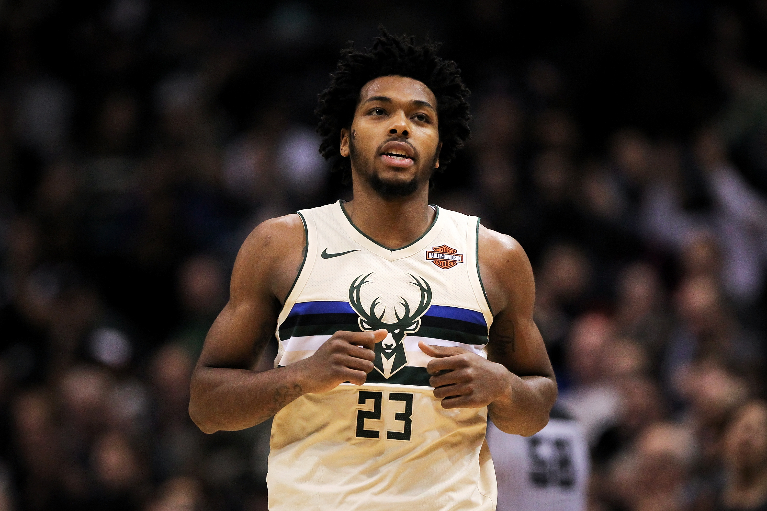 milwaukee bucks second unit provide spacing for giannis