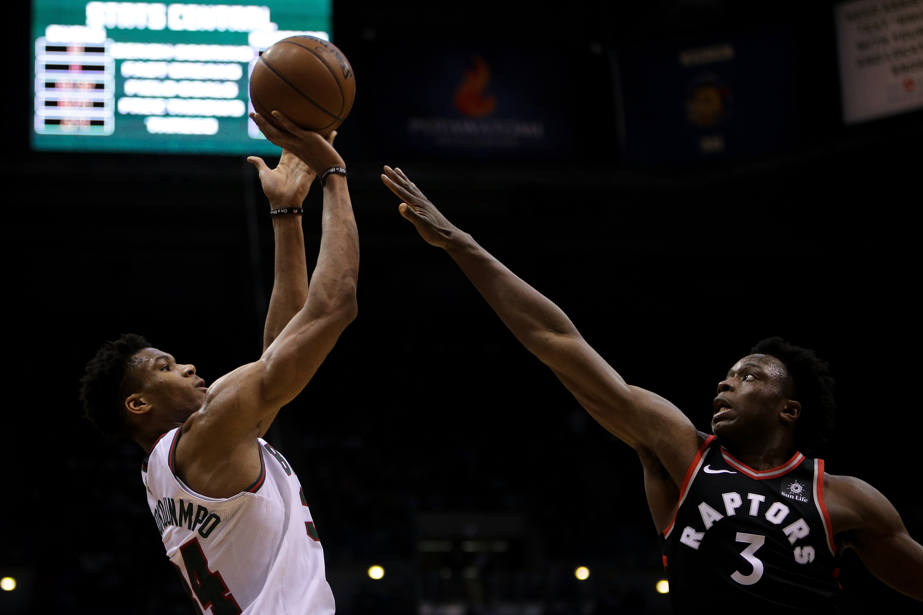Bucks Knock Off Raptors