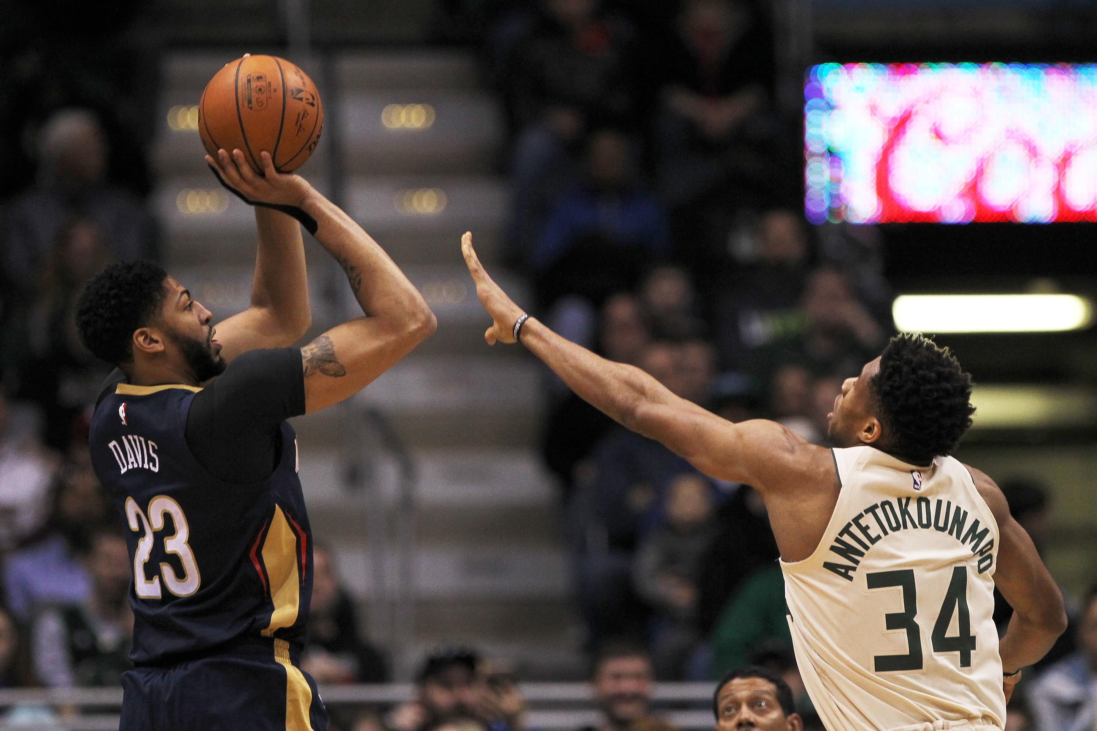 Basketball - NBA | Davis scores 53, Pelicans beat Suns for sixth straight win