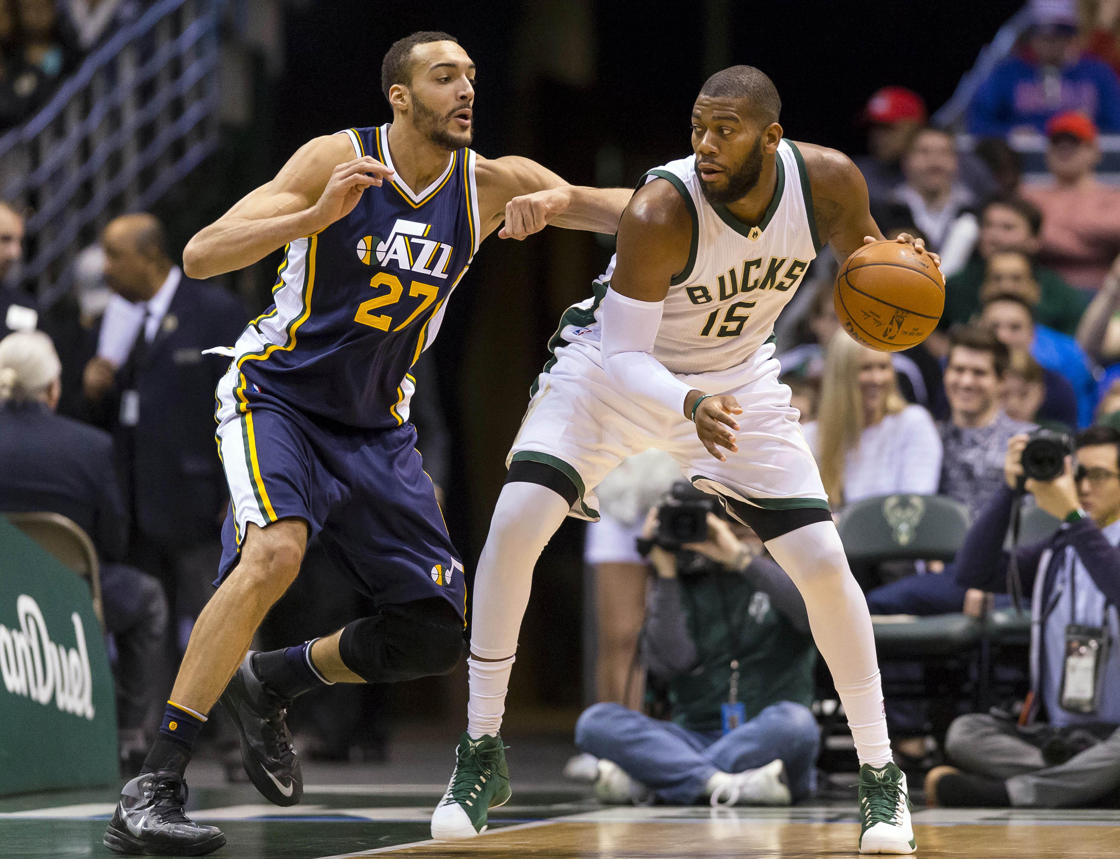Milwaukee Bucks Game Preview  February 1 at Utah Jazz c992630b8ae0