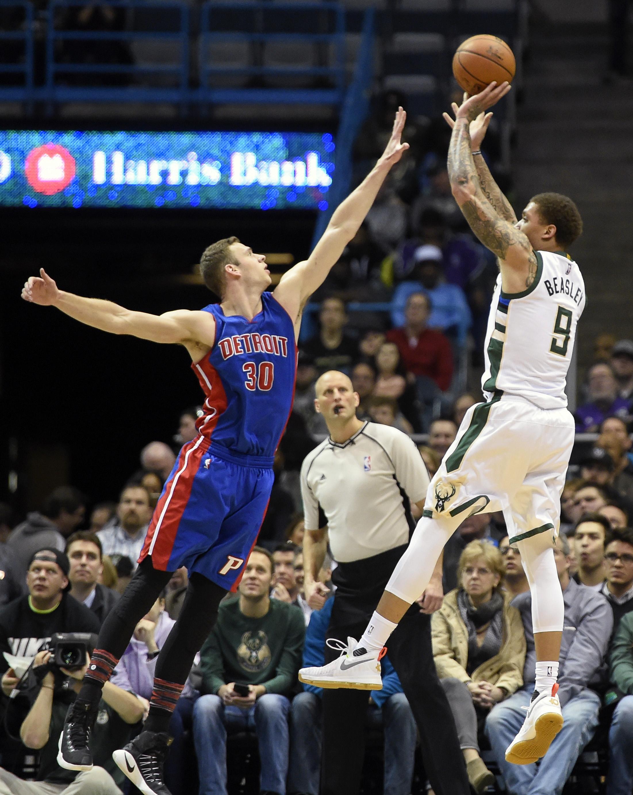 Milwaukee Bucks: Takeaways From Win Over Detroit Pistons ...