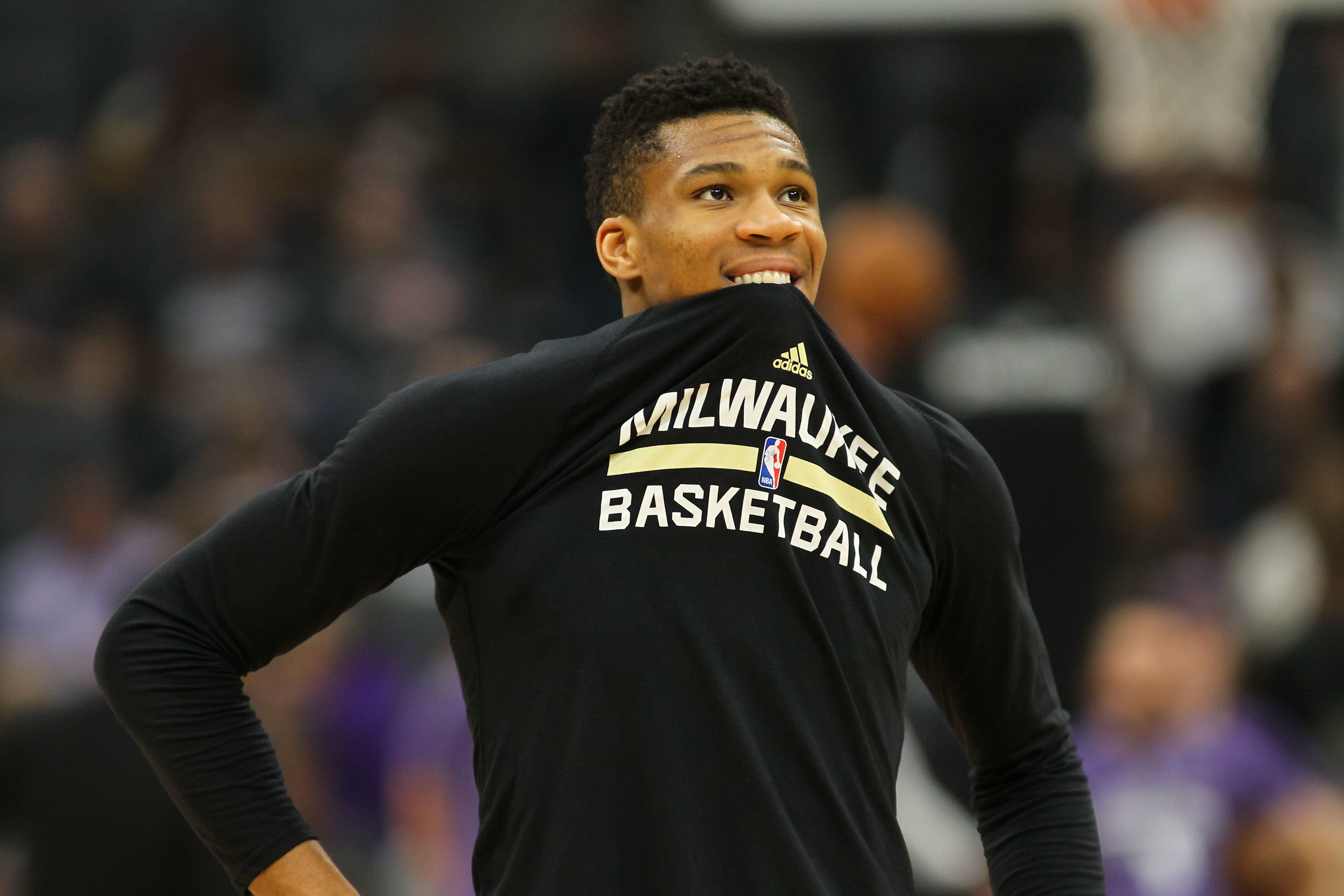 Giannis Antetokounmpos profile continues to rise The player known as the Greek Freak announced Monday he will be the cover athlete for the upcoming