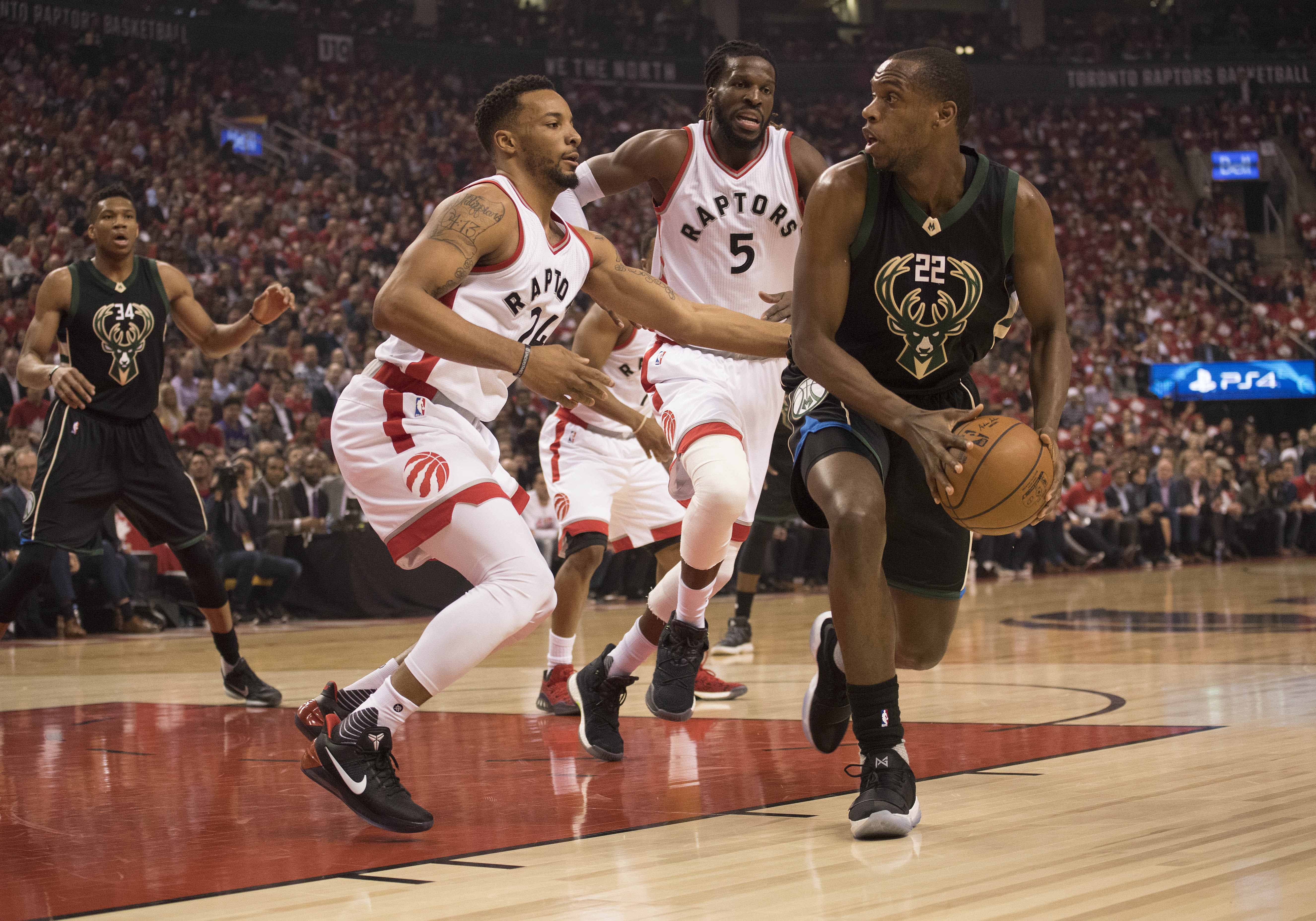 b552121b257 Milwaukee Bucks Preview  Game 6 vs Toronto Raptors